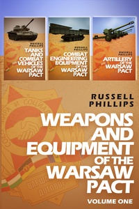 Book cover for Weapons and Equipment of the Warsaw Pact box set