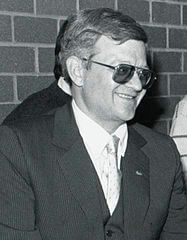 Tom Clancy at Burns Library