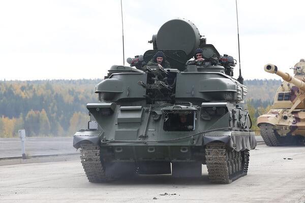ZSU-23-4 M4