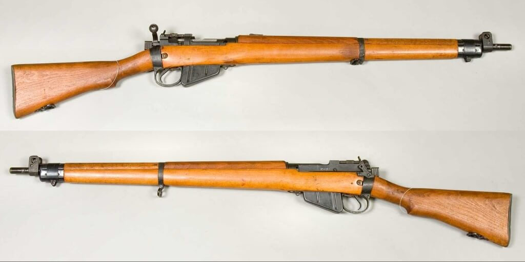 Rifle, No.4, Mark I