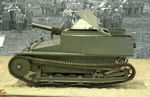 Carden-Loyd Tankette Mk VI