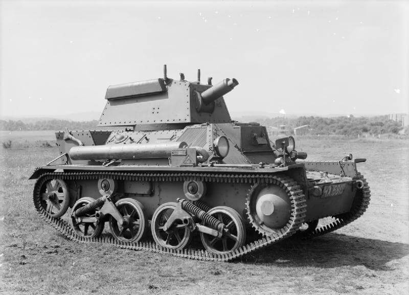 Light Tank Mark III
