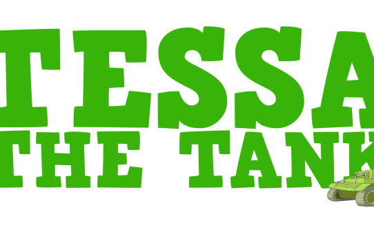 Tessa the Tank logo