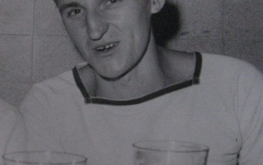 Photo of my dad, Horace Phillips