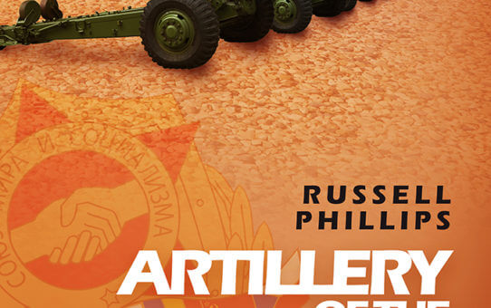 Artillery of the Warsaw Pact book cover