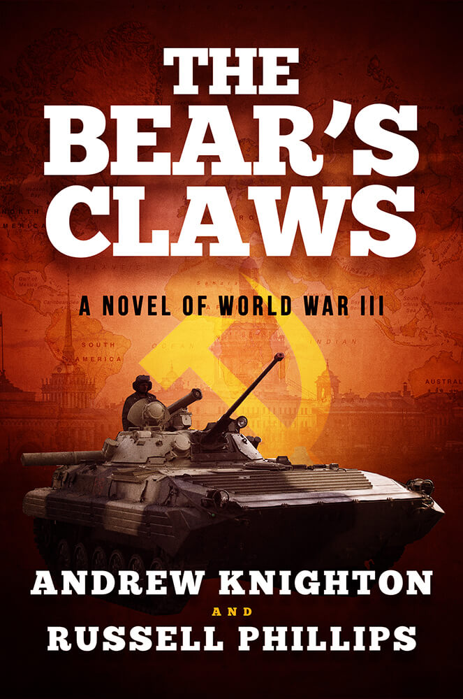 Cover of The Bear's Claws